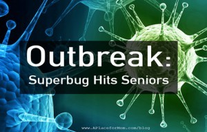 superbug hits seniors
